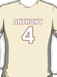 NFL Player Deon Anthony four 4 T-Shirt