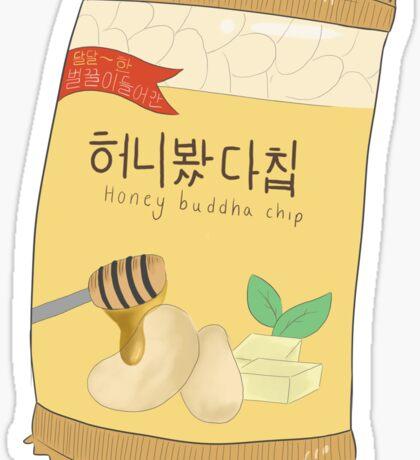 Honey Buddha Chips Sticker