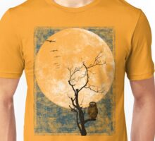 Yellow Night Unisex T-Shirt