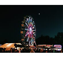 Carnival Night Photographic Print