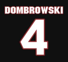 NFL Player Jacob Dombrowski four 4 by imsport