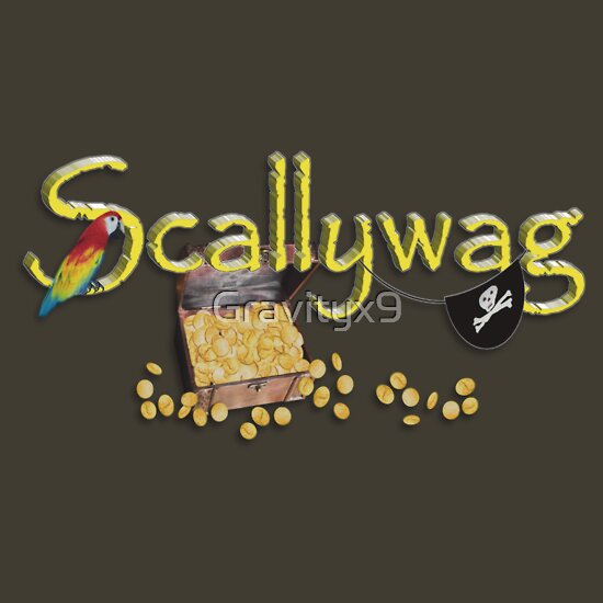 quot pirate talk text scallywag quot t shirts hoodies by
