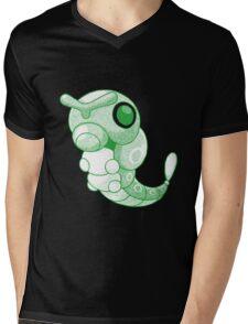 pocketmon Mens V-Neck T-Shirt
