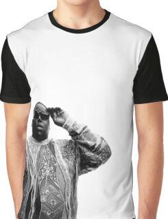 BIGGIE - B&W 2.0 Graphic T-Shirt