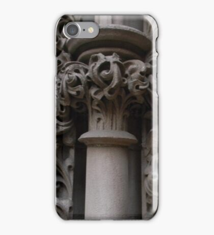 Column iPhone Case/Skin