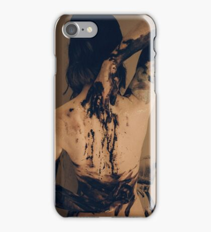 Gentler Touch iPhone Case/Skin