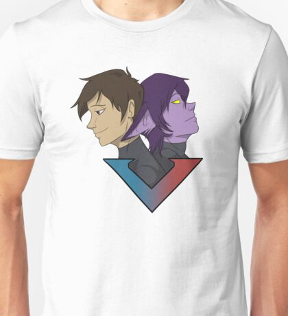 Brothers in Arms. Ft. Galra Keith Unisex T-Shirt