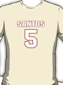 NFL Player Cairo Santos five 5 T-Shirt