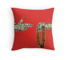Run The Jewels 2 Throw Pillow
