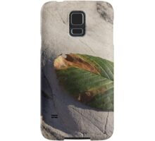 Somewhere Between Summer and Fall Samsung Galaxy Case/Skin