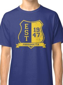 Parramatta Rugby League: Established Shield Classic T-Shirt