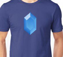 Blue Rupee Unisex T-Shirt
