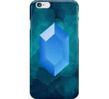 Blue Rupee iPhone Case/Skin