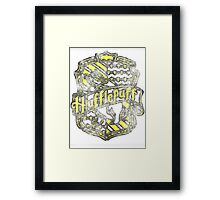 Hufflepuff Framed Print