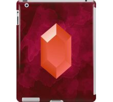Red Rupee iPad Case/Skin