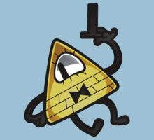 Bill Cipher Kids Clothes