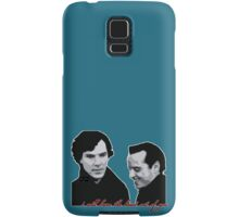 """i will burn the heart out of you"" Samsung Galaxy Case/Skin"