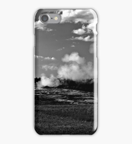 Old Faithful Ready to Blow iPhone Case/Skin