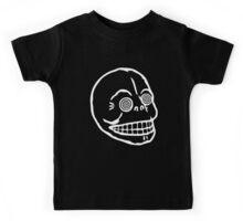 "Cheap Monday's ""Hypno Skull Cap"" (black) Kids Tee"
