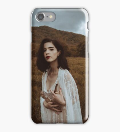 Hold Your Breath iPhone Case/Skin
