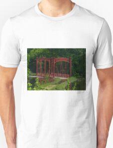 Truss Bridge Unisex T-Shirt