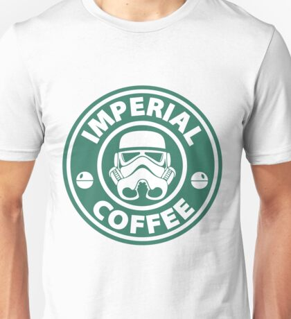 Imperial Coffee Unisex T-Shirt
