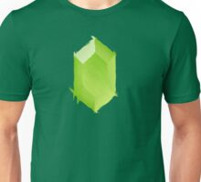 Green Rupee Paint Unisex T-Shirt