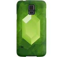 Green Rupee Samsung Galaxy Case/Skin