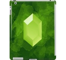 Green Rupee iPad Case/Skin