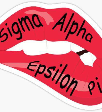 Lips Sticker Sticker