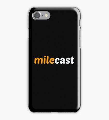Milecast iPhone Case/Skin
