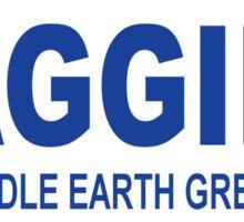 Baggins Trump Sticker