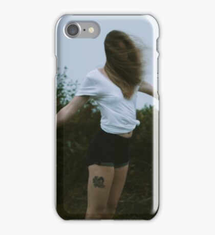 Firmly Planted iPhone Case/Skin