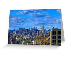 In a New York Minute Greeting Card