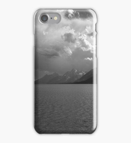 Jackson Lake - Grand Tetons iPhone Case/Skin