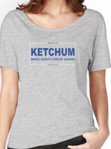 Ketchum Trump Women's Relaxed Fit T-Shirt