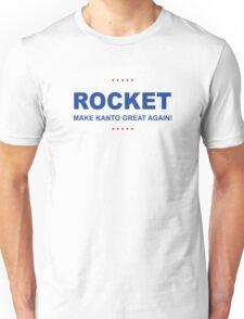 Rocket Trump Unisex T-Shirt