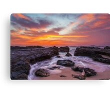 Heavens Glimpse Part 2 Canvas Print