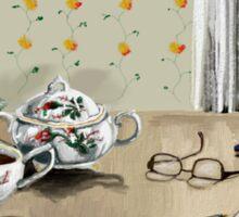 MORNING COFFEE Sticker