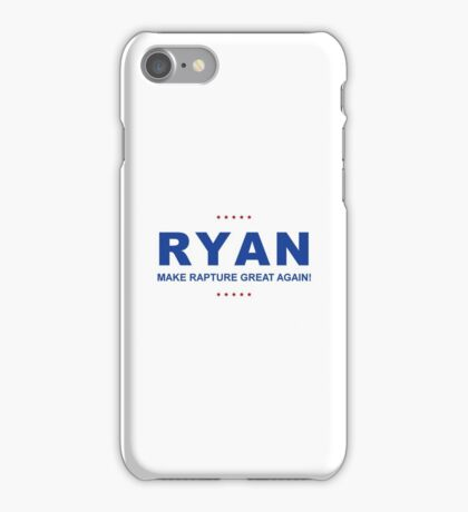 Ryan Trump iPhone Case/Skin