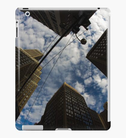 X-Buildings iPad Case/Skin