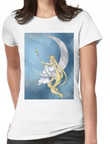 Moonworks Womens Fitted T-Shirt