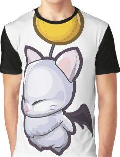 Wind-Up Moogle Minion Graphic T-Shirt