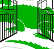 GATOR GATE OG Sticker