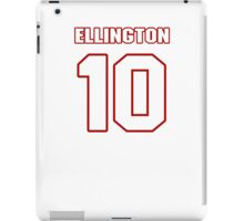 NFL Player Bruce Ellington ten 10 iPad Case/Skin
