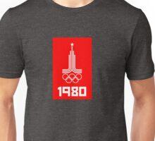Olympic Games 1980 Unisex T-Shirt