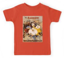 Vintage poster - The Sandow Kids Tee