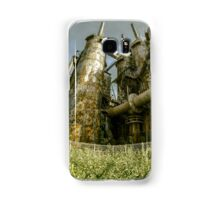 PA Steel Stacks Samsung Galaxy Case/Skin