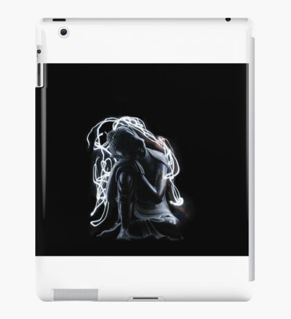 Painting with Light - Buddha iPad Case/Skin