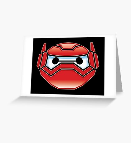 Robot in Disguise Greeting Card